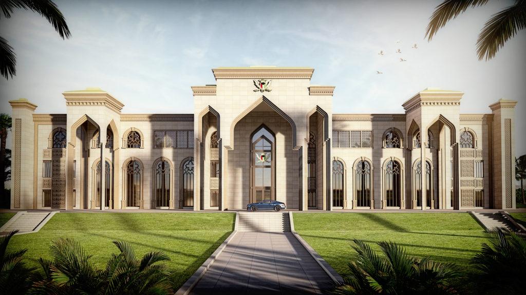SOUTH SURRA PALACE - KUWAIT
